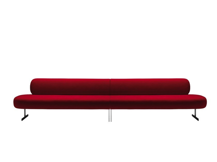 Sectional modular sofa STONE by Tacchini