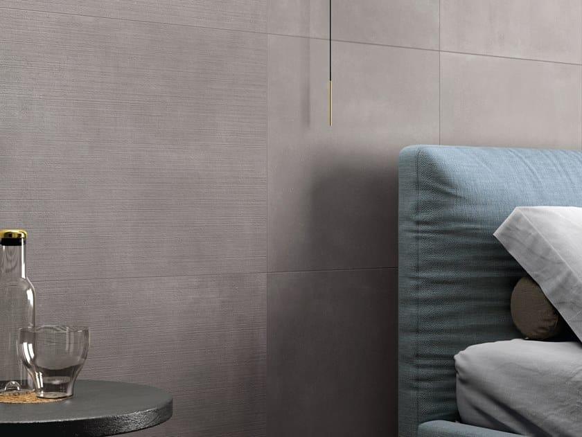 Porcelain stoneware wall/floor tiles STONECLOUD GREY by Marca Corona