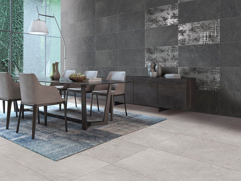 Porcelain stoneware wall/floor tiles with stone effect STONEPLUS by CERAMICHE BRENNERO