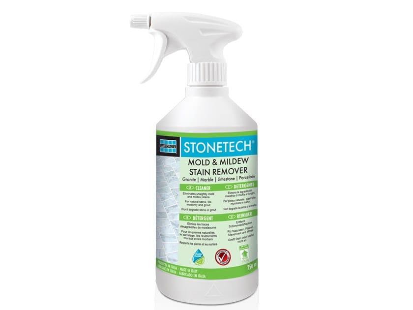 Detergente speciale per rimuovere muffe, funghi e alghe STONETECH® MOLD & MILDEW STAIN REMOVER by LATICRETE