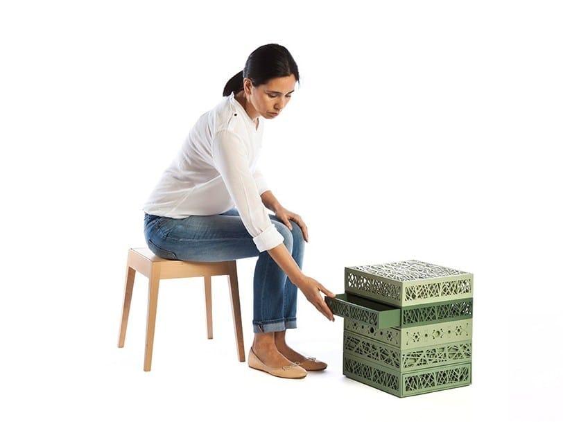 Contenitore STOOL & BOXES | Contenitore by Natalia Geci