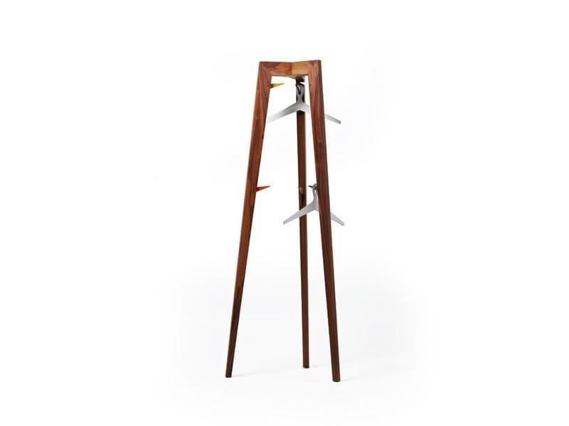 Wooden coat rack STORK by MINT FACTORY