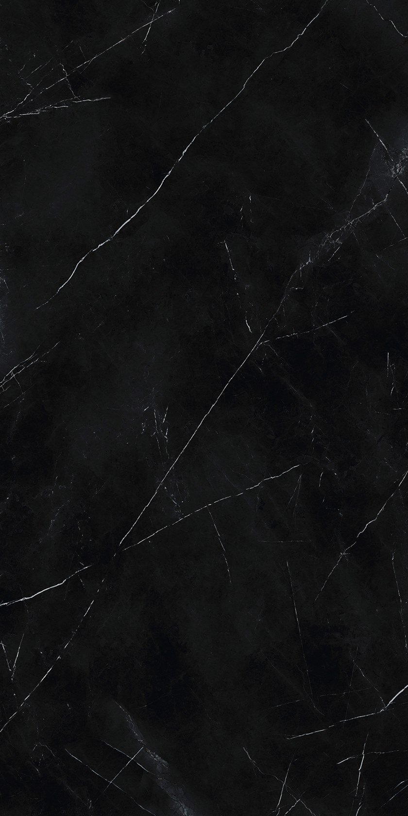 Storm Negro Pulido Brillo / High-gloss Polished 150x300 cm
