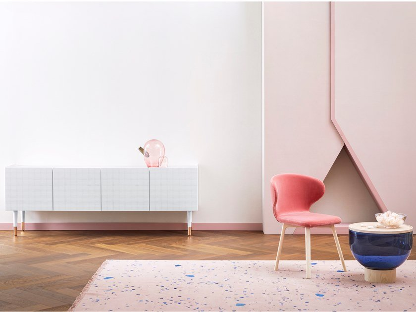 Lacquered sideboard STOYA by Miniforms
