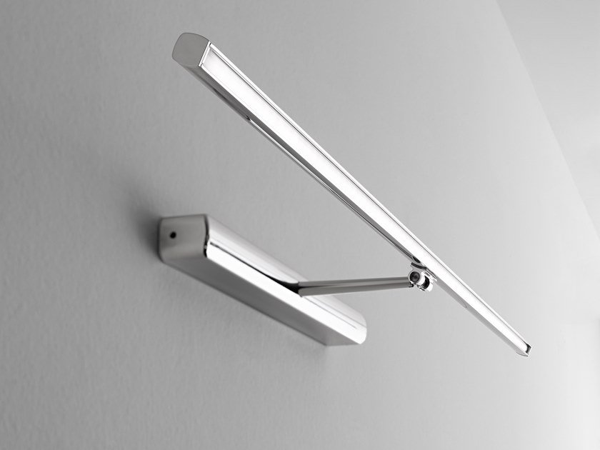 Applique a LED in ABS STRAIGHT_W by Linea Light Group
