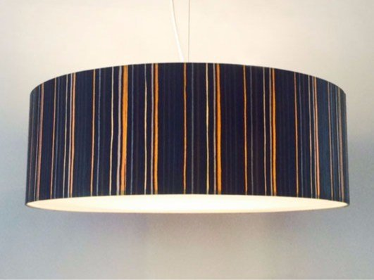 LED pendant lamp with dimmer STRATA by Lampa