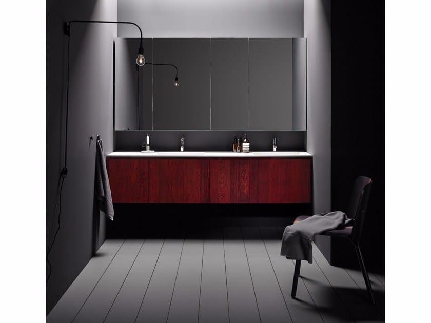 Bathroom furniture set STRATO 10 by INBANI