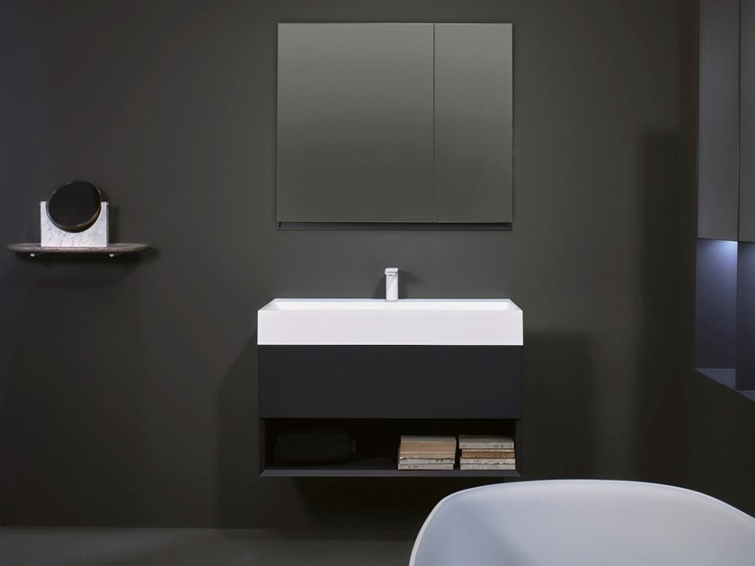 Bathroom furniture set STRATO | Bathroom furniture set by INBANI