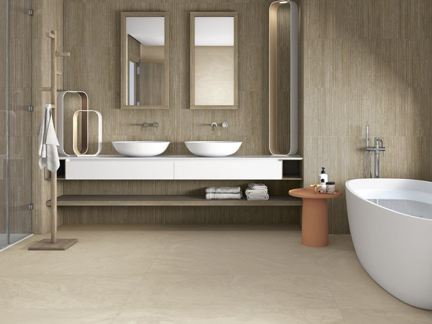 Indoor white-paste wall tiles STRAVAGANZA by VIVES