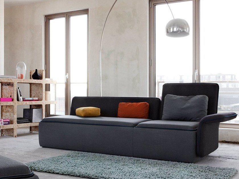 Fabric sofa STREAM | Sofa by Palau