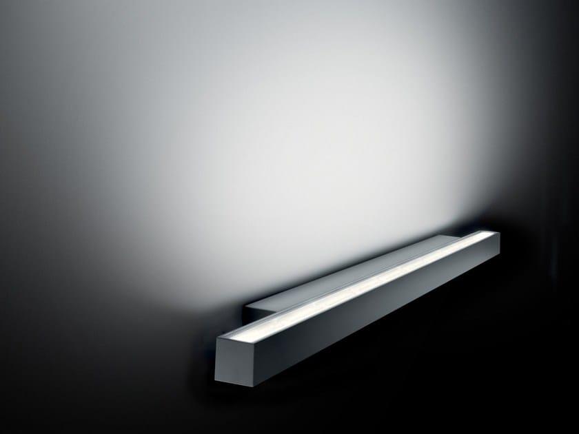 Wall washer a LED orientabile in alluminio STREAMLINE | Wall washer by SIMES