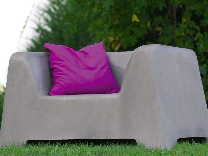 Outdoor chair STREET SOFA | Outdoor chair by SIT
