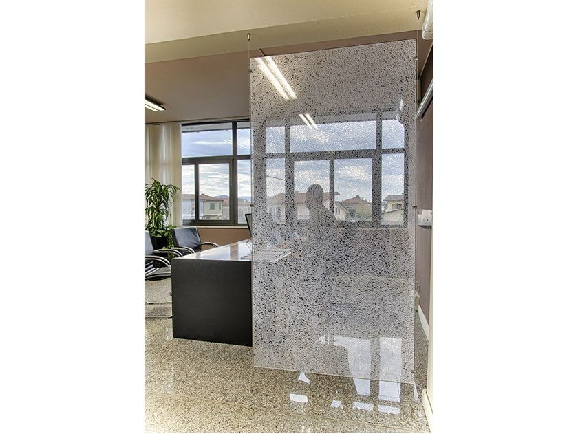 Hanging room divider STRETCH by Bencore®