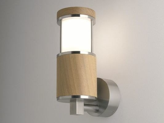 Direct-indirect light iroko Wall Lamp STRIDA RD by BEL-LIGHTING