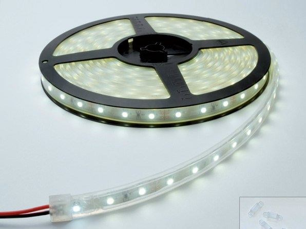 Silicone LED strip light STRIP LED by Quicklighting