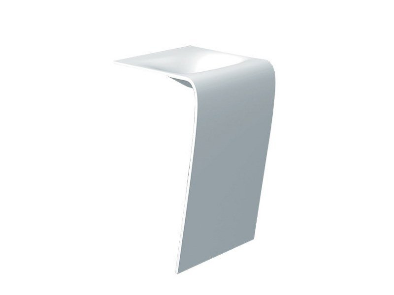 Single Cristalplant® washbasin STRIP   Washbasin by AQUAdesign