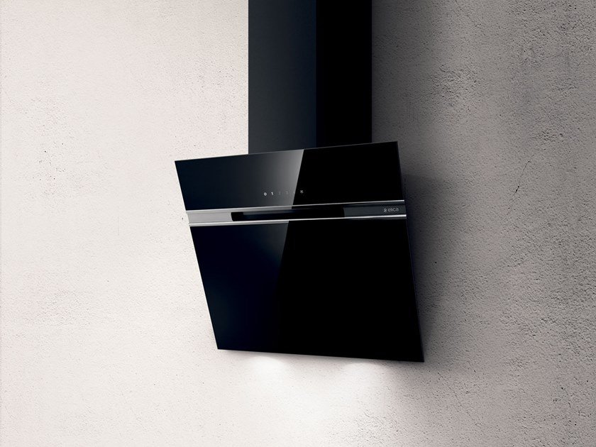 Cooker hoods with integrated lighting archiproducts