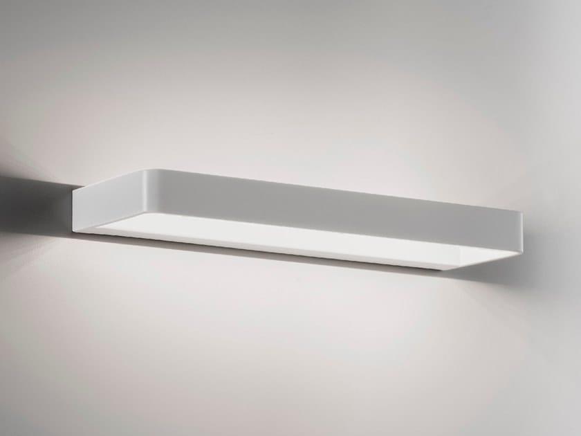 Plafoniere Da Parete A Led : Stripe lampada da parete collezione by ailati lights design