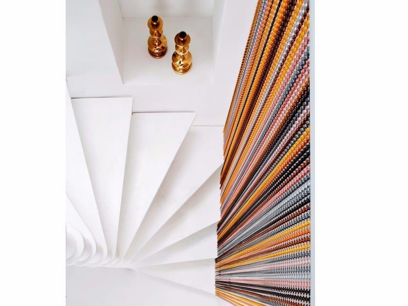 Aluminium chain curtain STRIPES by Kriskadecor