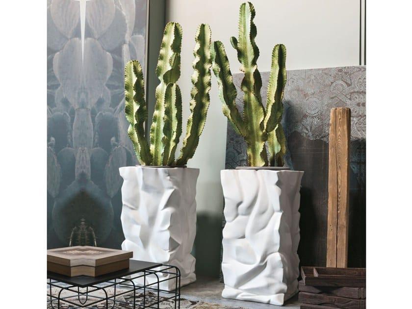 Ceramic vase STROPICCIO by Adriani e Rossi edizioni
