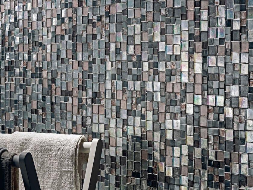 Mosaico in vetro STRUCTURA by Sicis