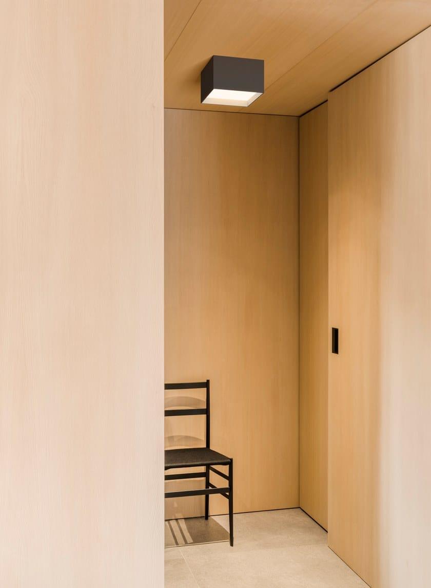 In Vibia Led StructuralPlafoniera Alluminio A Diretta Luce thQdsr