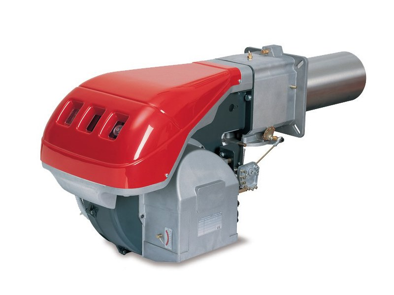 Heating unit and burner STRUTTURA L - BISTADIO by THERMITAL