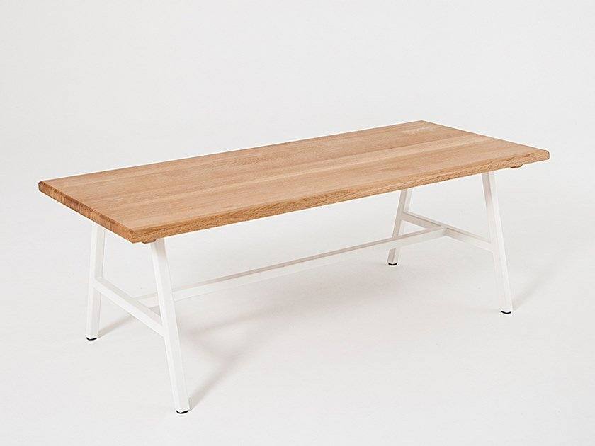 Rectangular coffee table STUDIO LONG | Coffee table by Liqui Contracts