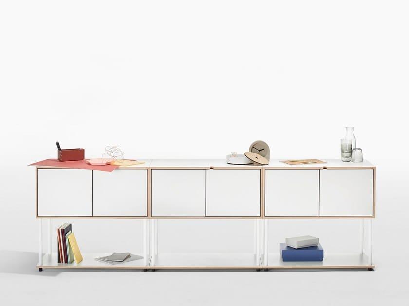 Office storage unit STUDIO Sideboard by BENE