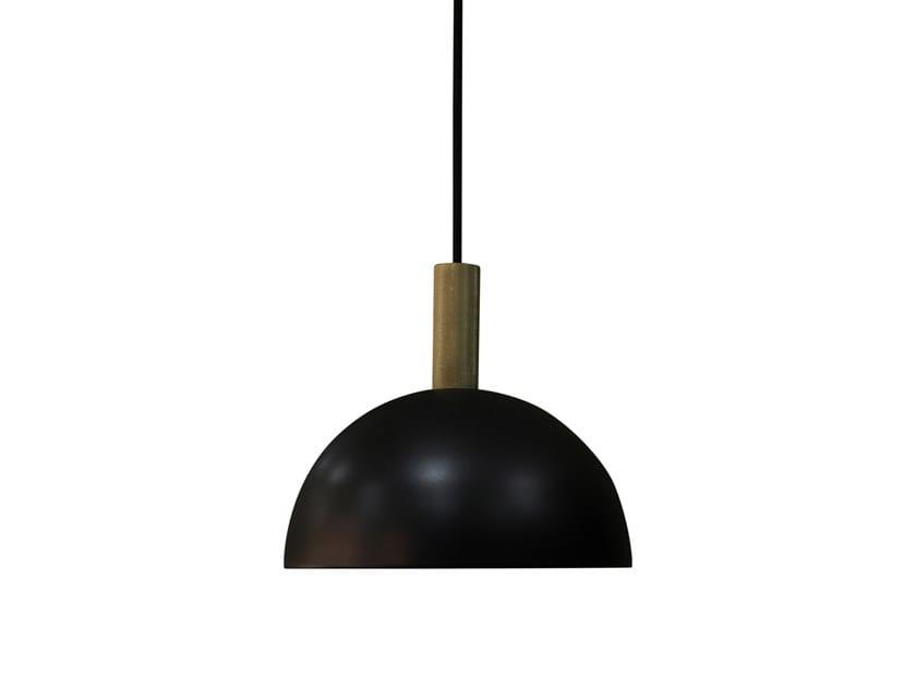 Powder coated steel pendant lamp STUDIO | Pendant lamp by Handvärk