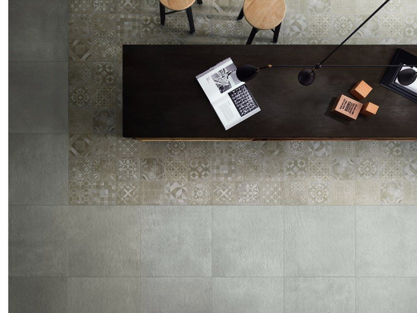 Porcelain stoneware wall/floor tiles STUDIO by Ragno