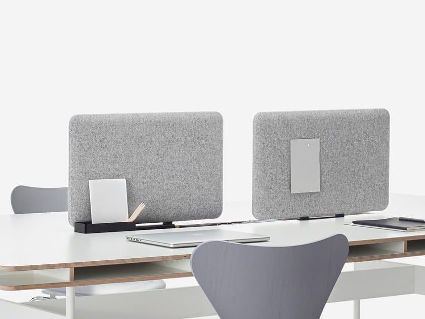 Workstation screen / desktop partition STUDIO | Desktop partition by BENE