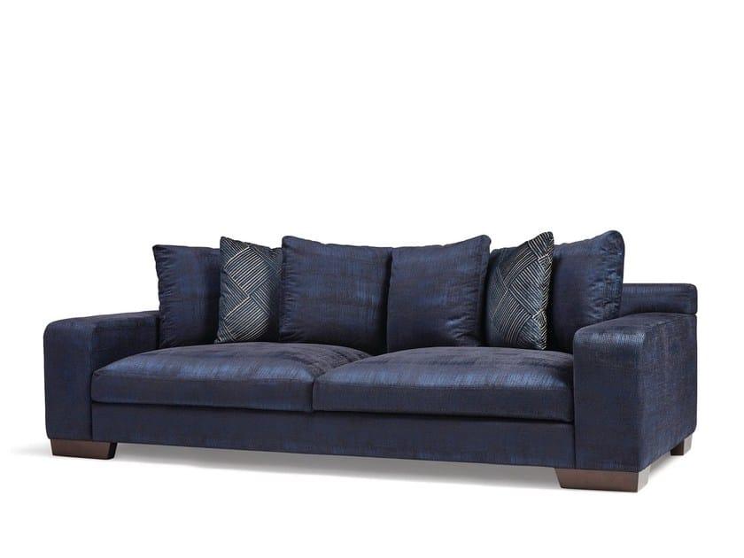 Fabric sofa STUDIUM | Sofa by HUGUES CHEVALIER