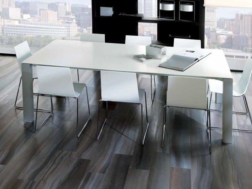 Indoor/outdoor porcelain stoneware flooring STYLKER by Venis