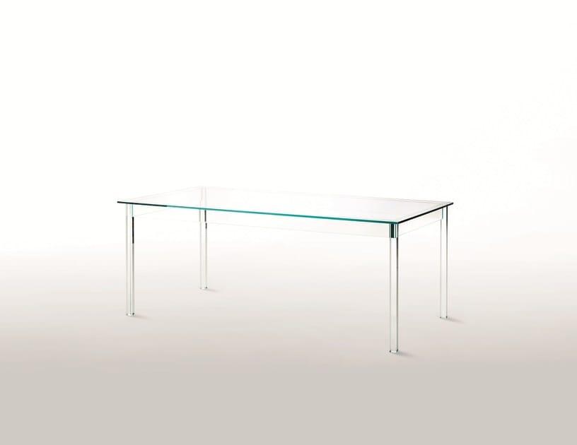 Tisch Glas Italia Sublimazione