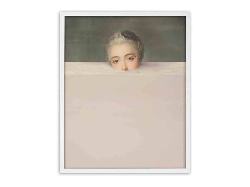 Canvas print SUBMERGED #2 by Mineheart