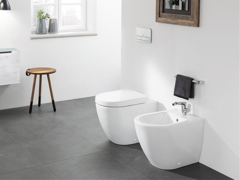 Subway 2 0 Toilet By Villeroy Amp Boch