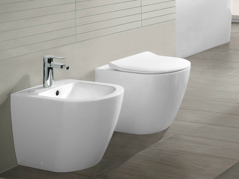 subway 2 0 toilet by villeroy boch. Black Bedroom Furniture Sets. Home Design Ideas