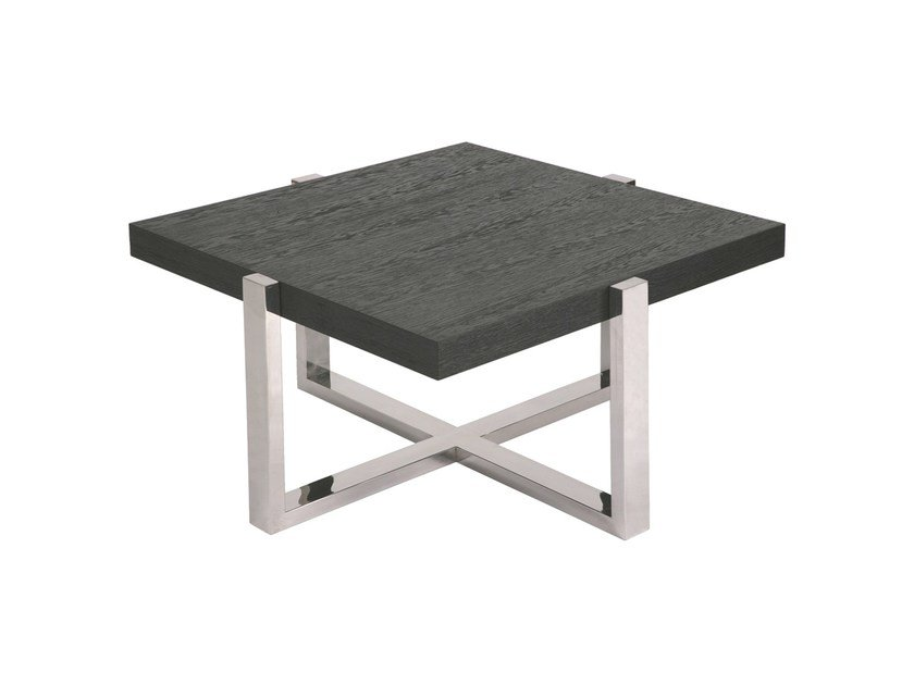 Square coffee table SUDOESTE | Square coffee table by Branco sobre Branco