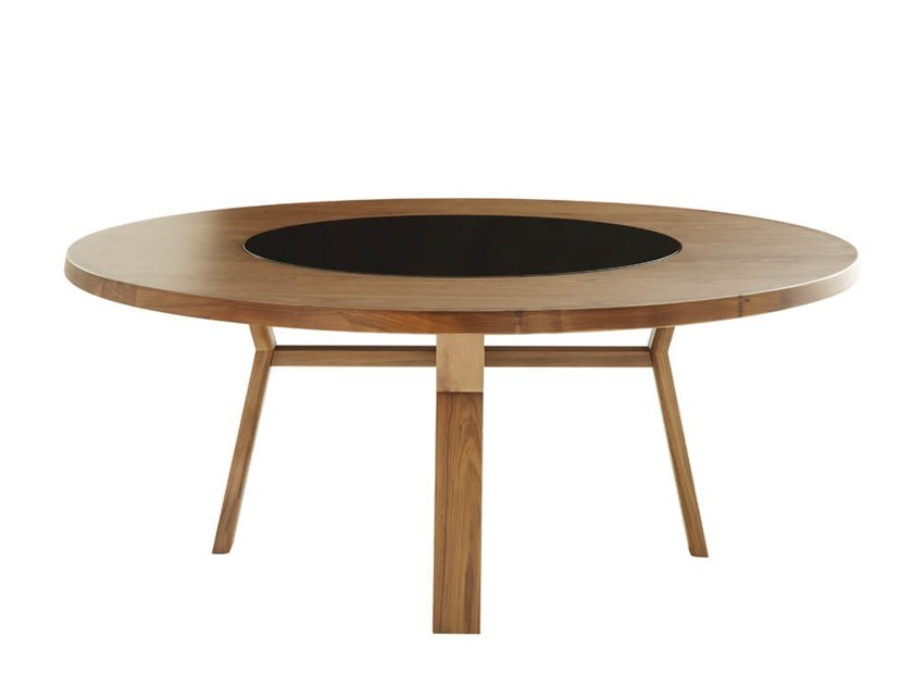 Round dining table SUI | Round table by HC28