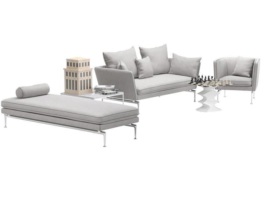 A With Divano Cushion Vitra 2 Sofa Suita Pointed Sfoderabile 2 seater Posti CBrdoxeW