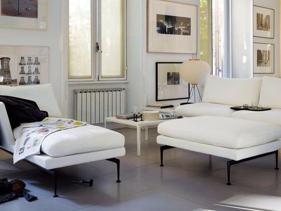seater Suita Divano 3 3 Sofa With Vitra A Posti Cushion Pointed Sfoderabile Ybf6yv7Ig