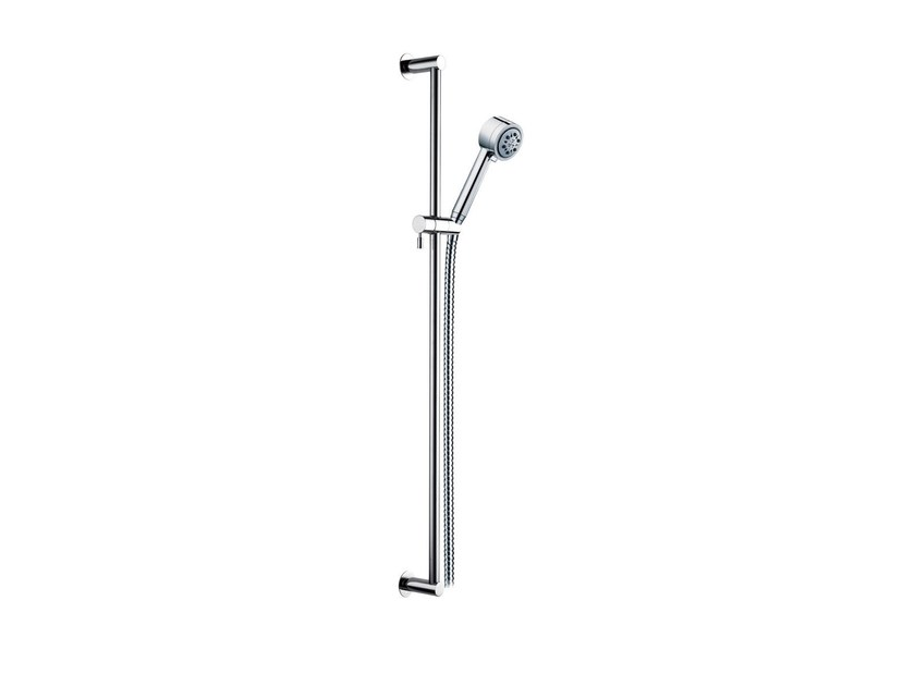 Shower wallbar with hand shower SULLY | Shower wallbar by rvb