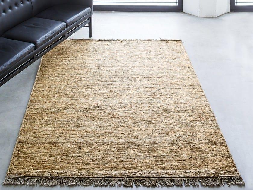 Handmade hemp rug SUMACE by Massimo Copenhagen