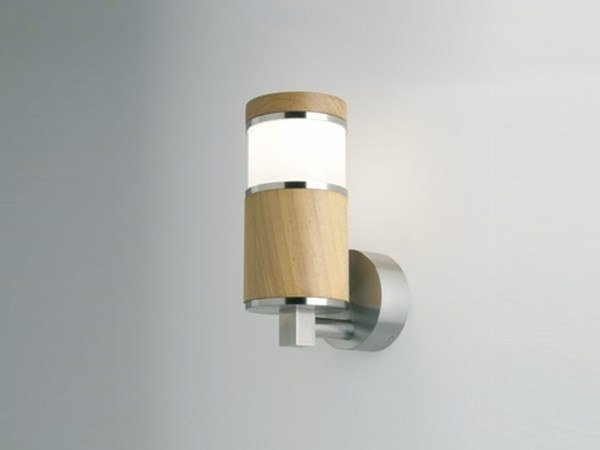 Direct light iroko Outdoor wall Lamp SUMO RD by BEL-LIGHTING