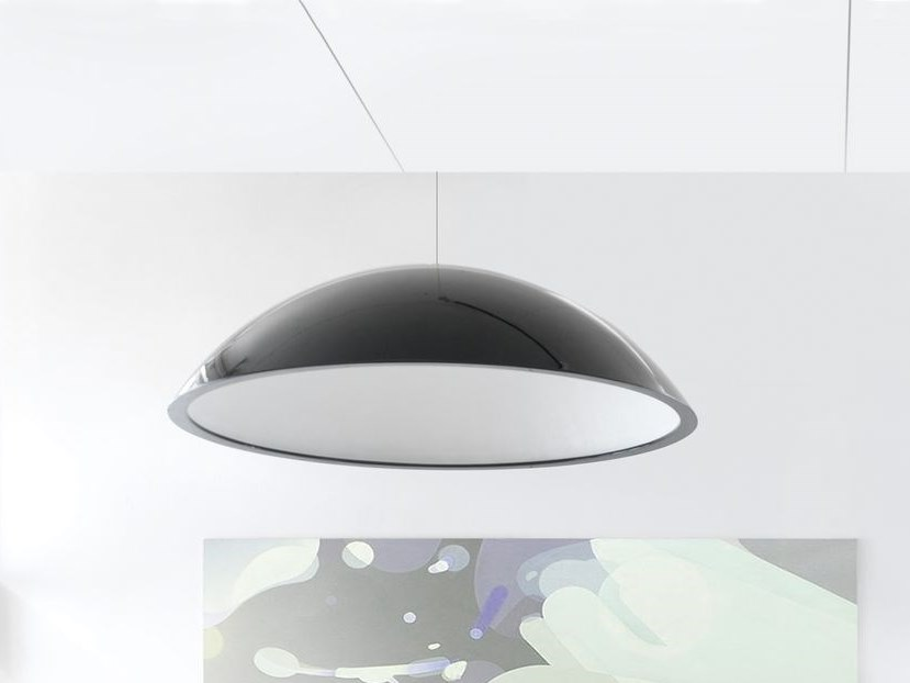 Fluorescent pendant lamp SUNBEAM by MDD