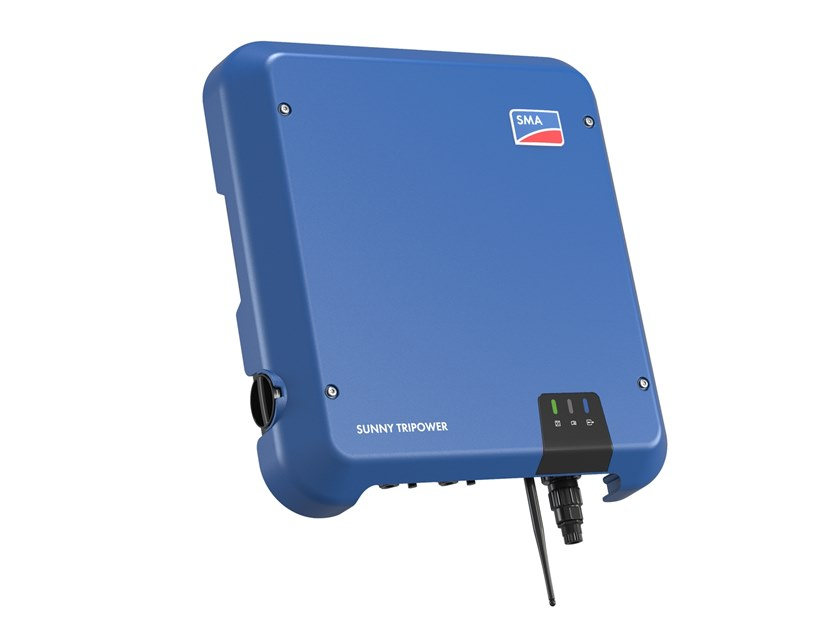 Inverter for photovoltaic system SUNNY TRIPOWER 3.0 – 6.0 by SMA