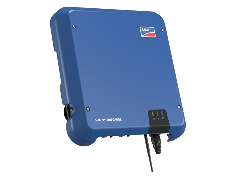 Inverter for photovoltaic system SUNNY TRIPOWER 8.0 – 10.0 by SMA