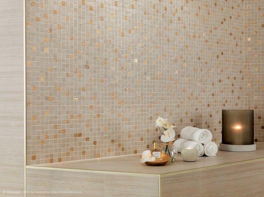 Porcelain stoneware mosaic SUNROCK | Porcelain stoneware mosaic by Atlas Concorde