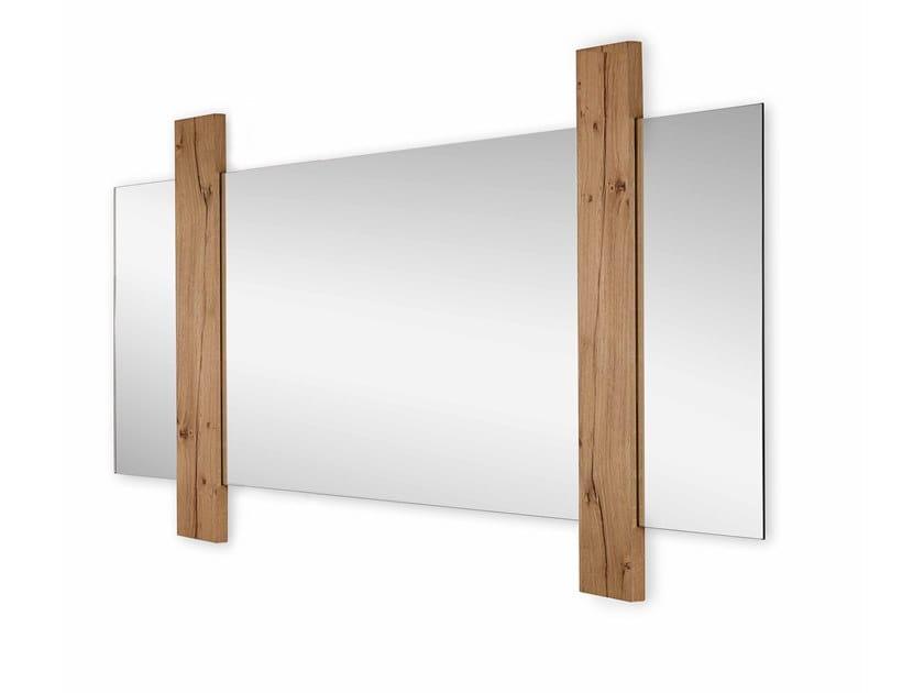 Sunset specchio quadrato by arkof labodesign design studio